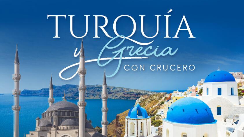 viaje Turquía Y Grecia Con Crucero - II