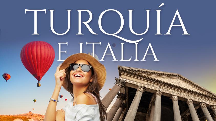 viaje Mega Turquía E Italia