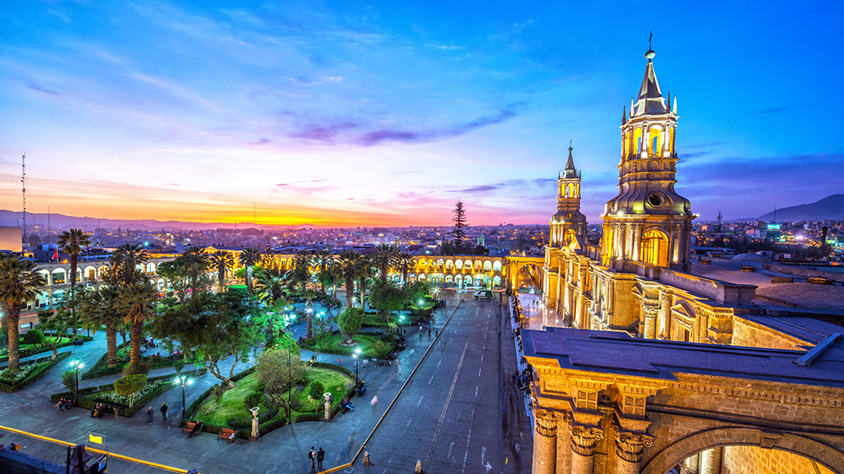 viaje Descubra Perú