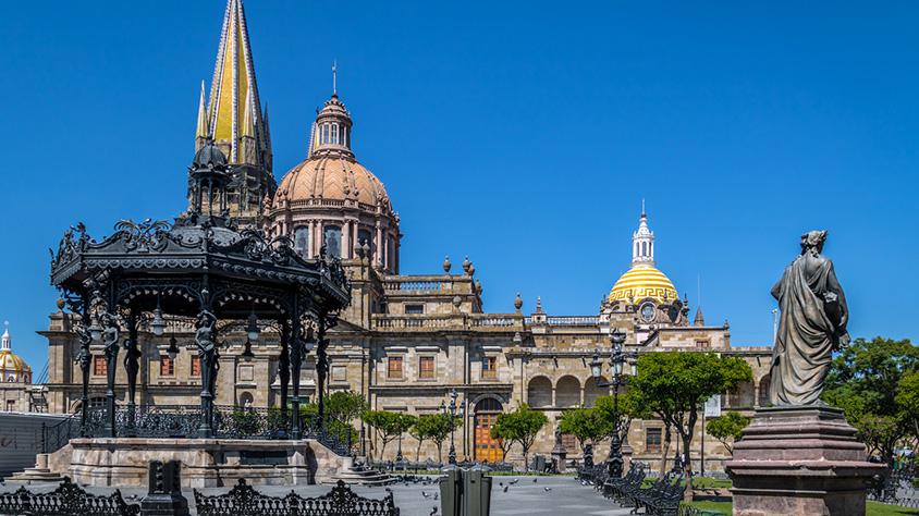 viaje MEXICO COLONIAL