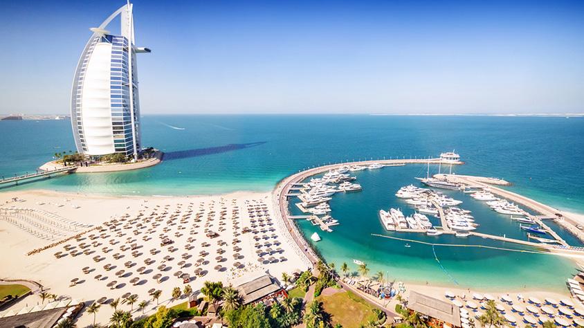 viaje Cinco Emiratos