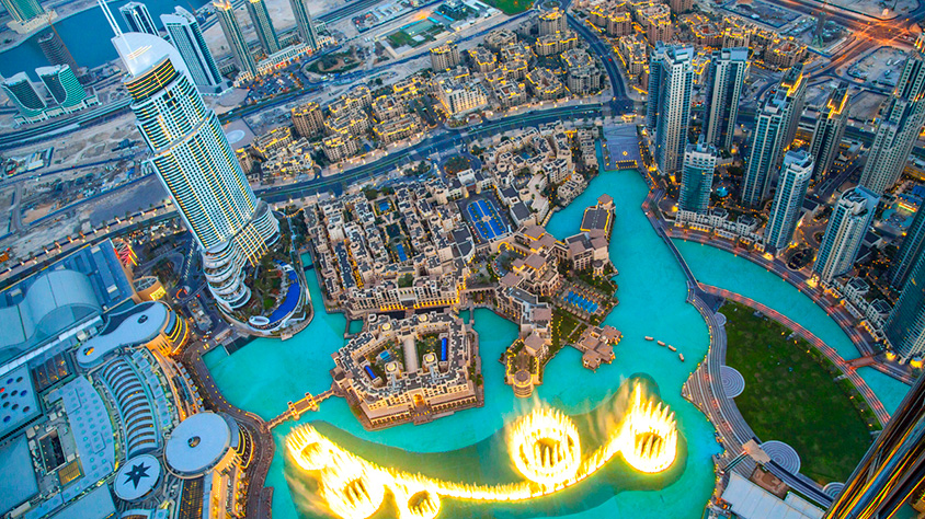 viaje PREVENTA TURQUIA Y DUBAI (Viernes) Sep-Dic 2020