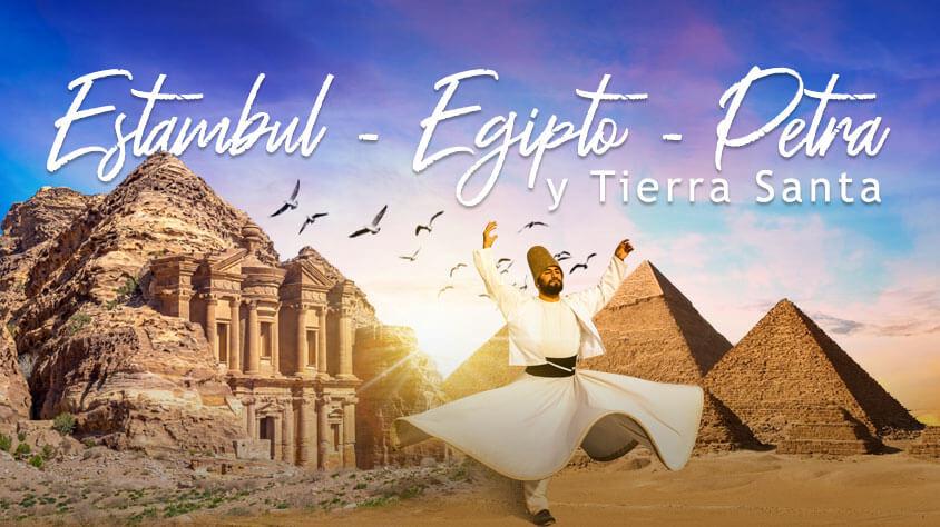 viaje ESTAMBUL – EGIPTO – PETRA Y TIERRA SANTA I