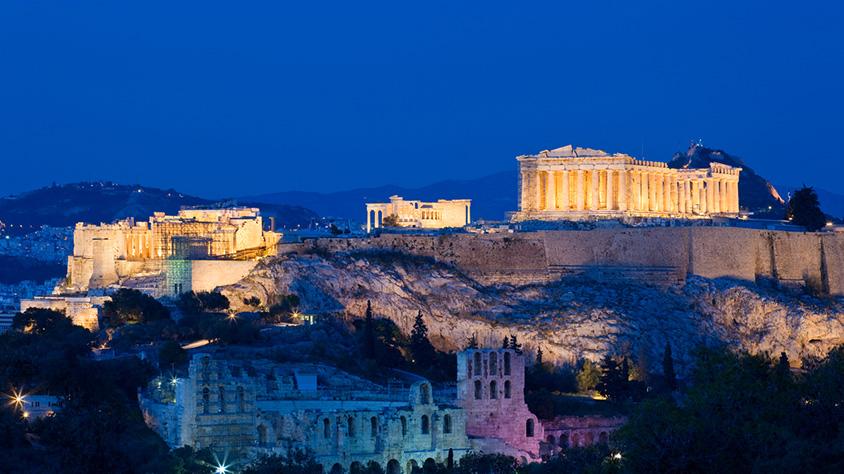 viaje Grecia Sensacional con Crucero de 3 días