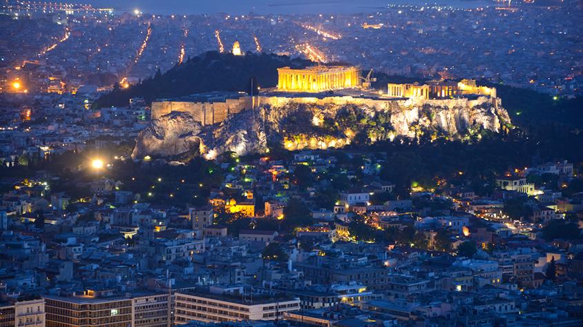 viaje Grecia Express con Crucero de 3 días