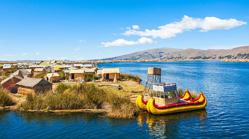 viaje Machu Picchu y lago Titicaca