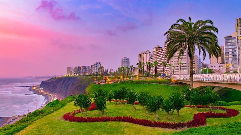 viaje Lima Vibrante