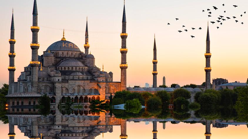 viaje Estambul - Egipto - Petra y Tierra Santa I