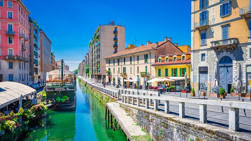 viaje De Milan a Madrid