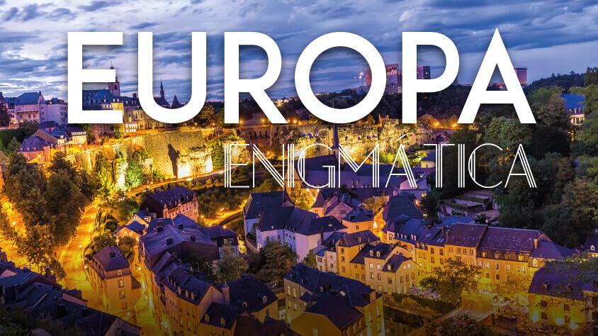 viaje Europa Enigmática