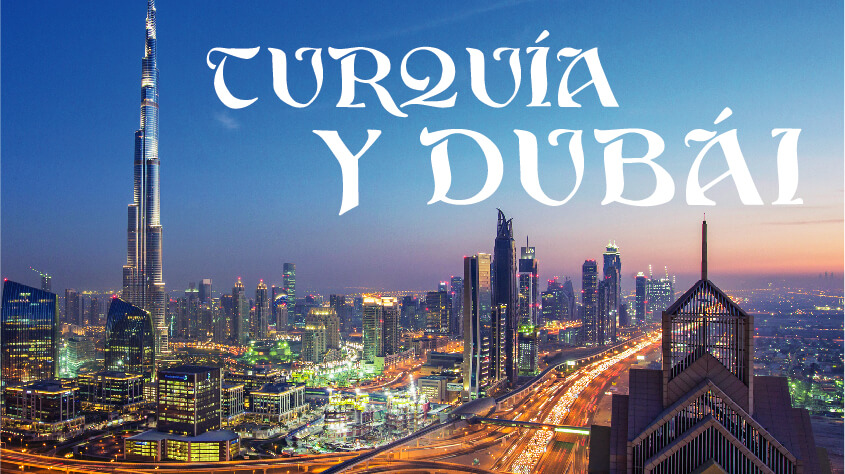 viaje TURQUÍA Y DUBAI