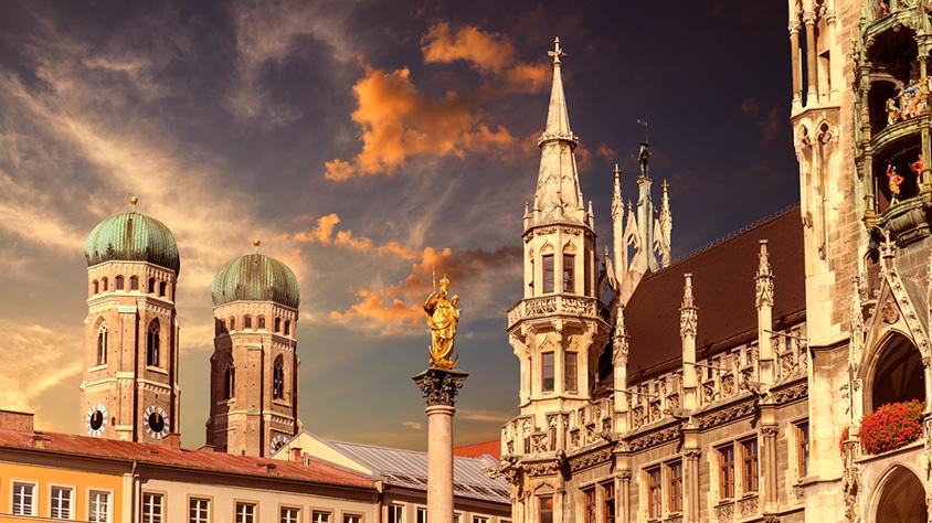 viaje Europa Encantadora