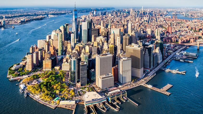 viaje New York a Chicago