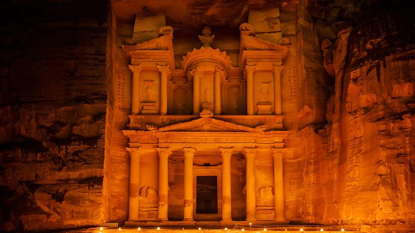 viaje La Maravilla de Petra