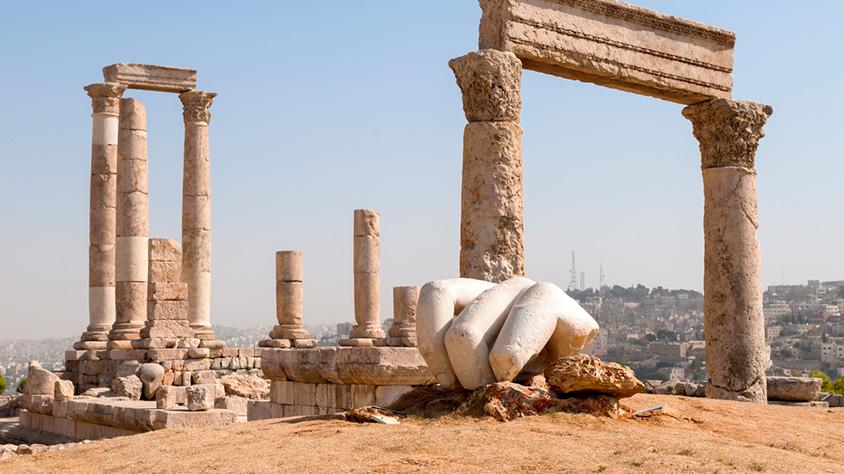 viaje Raíces De Jordania