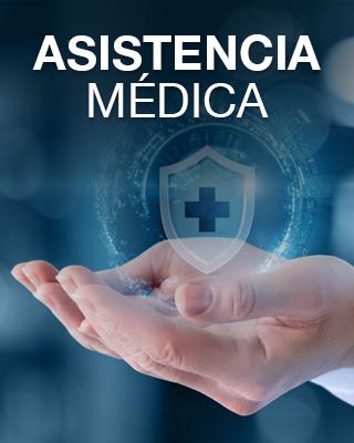 tarjeta de asistencia medica
