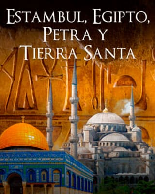 Estambul - Egipto - Petra y Tierra Santa I