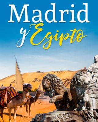 Madrid Y Egipto